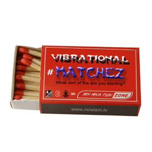 Vibrational Matches